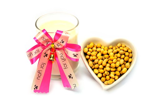 Soy and rice milk are drinks for good health