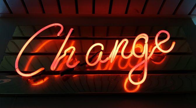 Change sign.