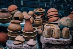 Posuđe za pripremu obroka treba da bude napravljeno od gline ili keramike