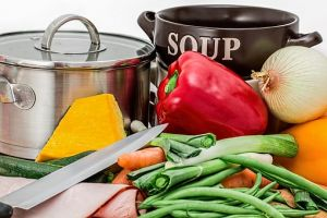 Šerpe i povrće