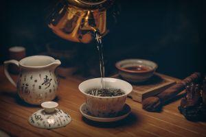 Šoljice zelenog čaja