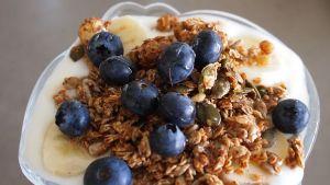 Jogurt sa borovnicama - najbolji način da započnete dan!