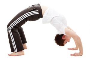 Most je vežba za jačanje leđnih mišića