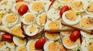 Senvič sa jajima