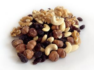 Different nuts that which help in case that you have lack of magnesium in your body