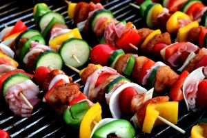 Ražnjići sa povrćem koji su idealni kada je u pitanju ishrana trudnica