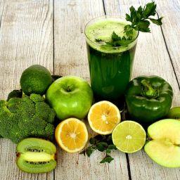 Zeleno voće i povrće