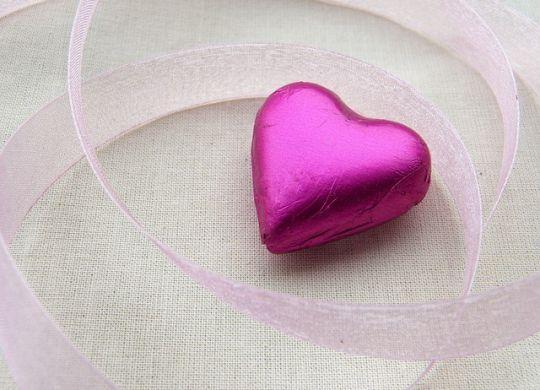 Ukrasno srce u omči