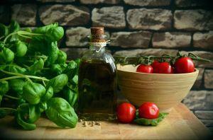 Maslinovo ulje i salata