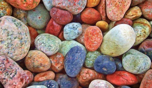 Šareno kamenje